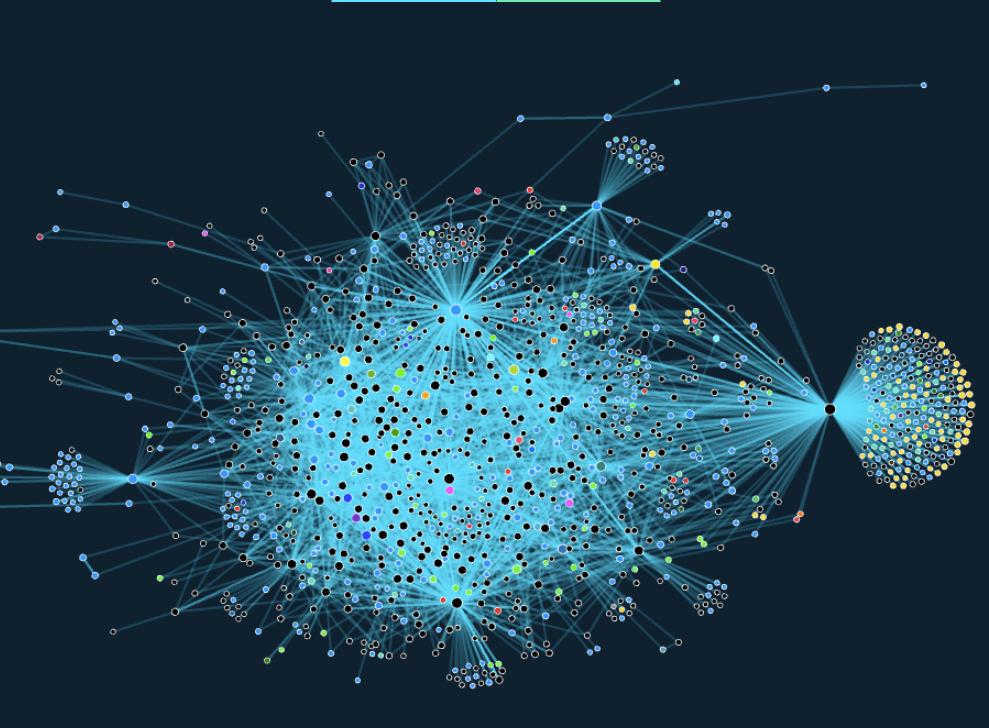 bitcoin lightning network map