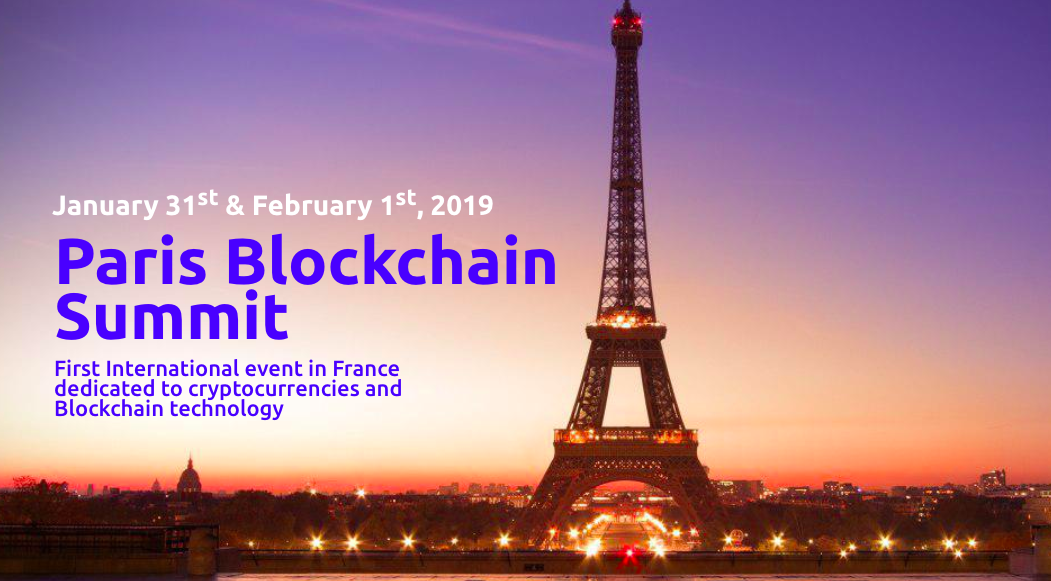 Paris-Blockchain-Summit
