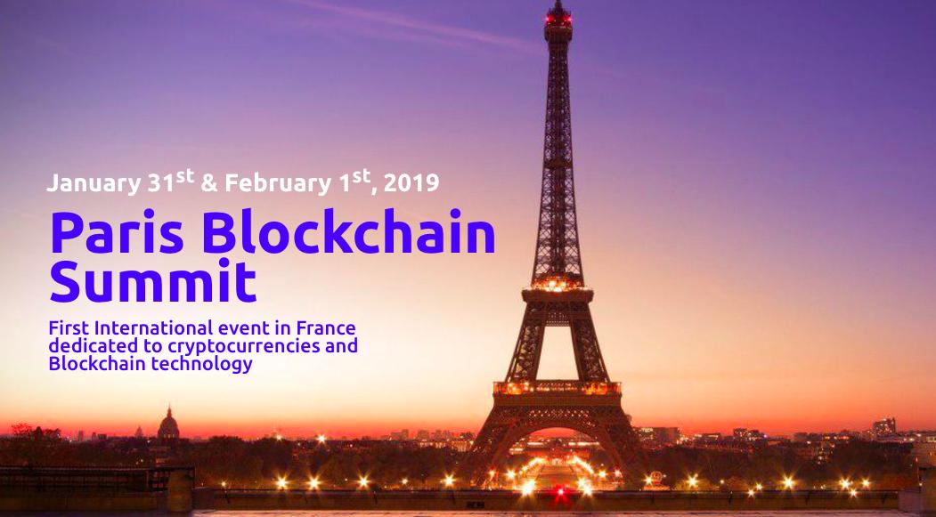 Paris-Blockchain-Summit