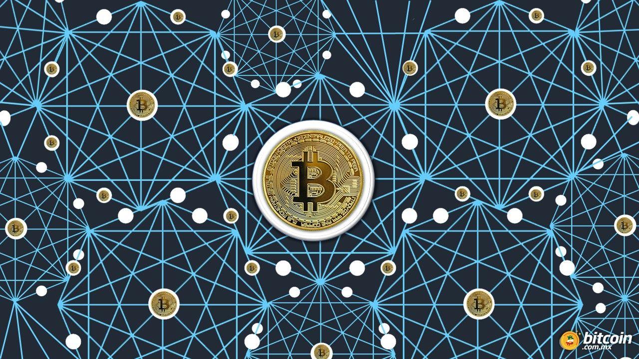 Red Bitcoin rompe récord histórico