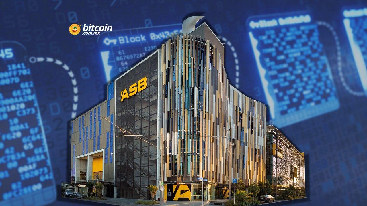 El banco ASB de Nueva Zelanda invierte en blockchain