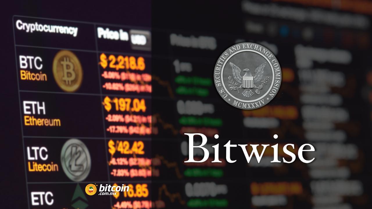 Bitwise a SEC: Bitcoin ahora es un mercado regulado