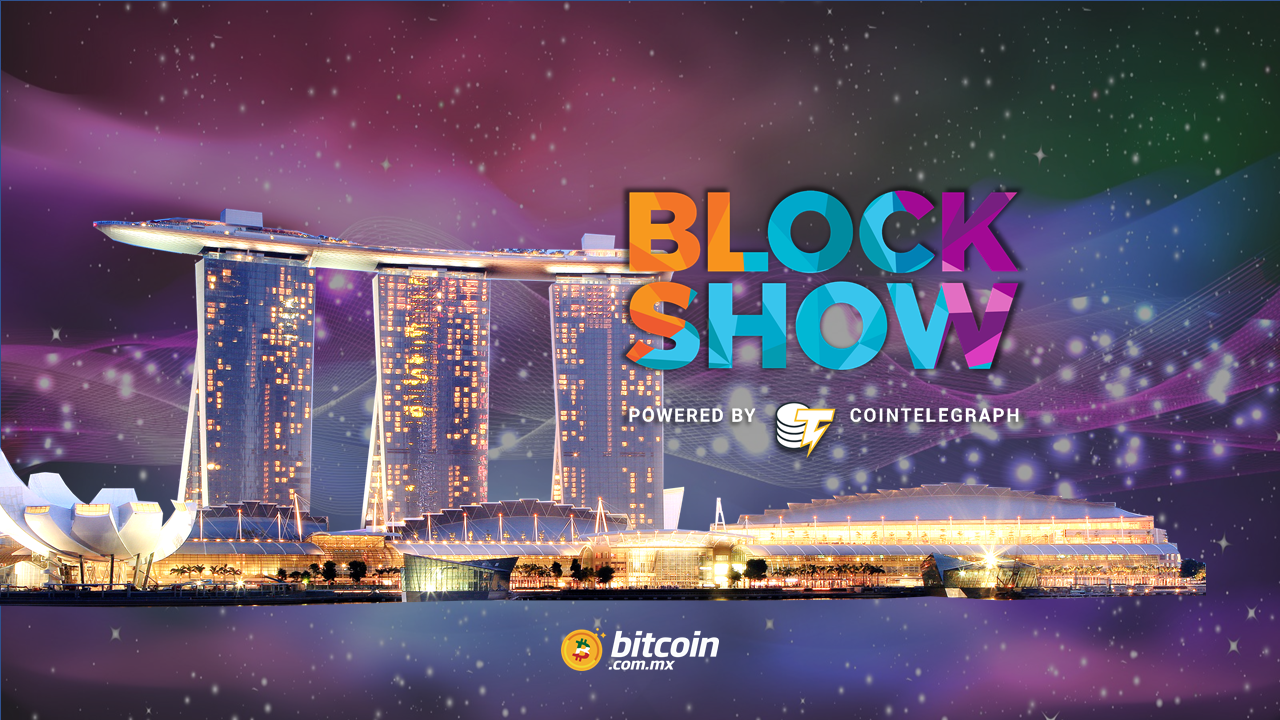 BlockShow Asia: Festival de Tecnologías Descentralizadas