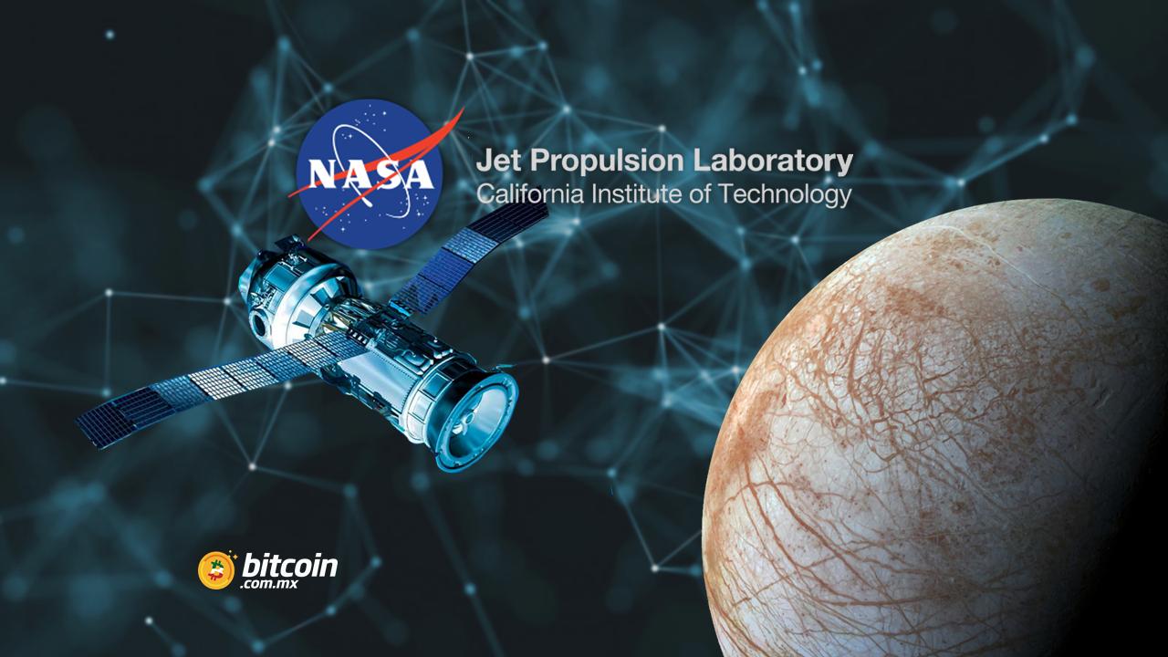NASA busca especialista en criptomonedas y blockchain