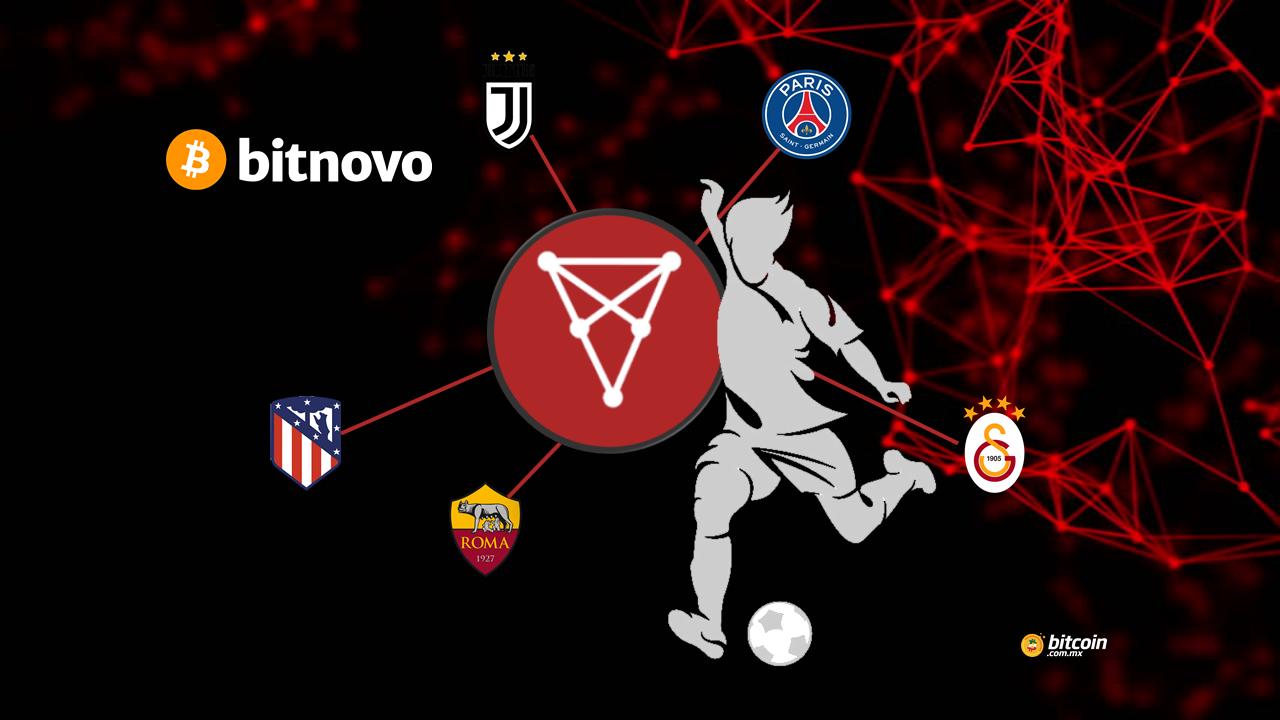 Bitnovo offre à Chiliz un jeton pour les fans de football