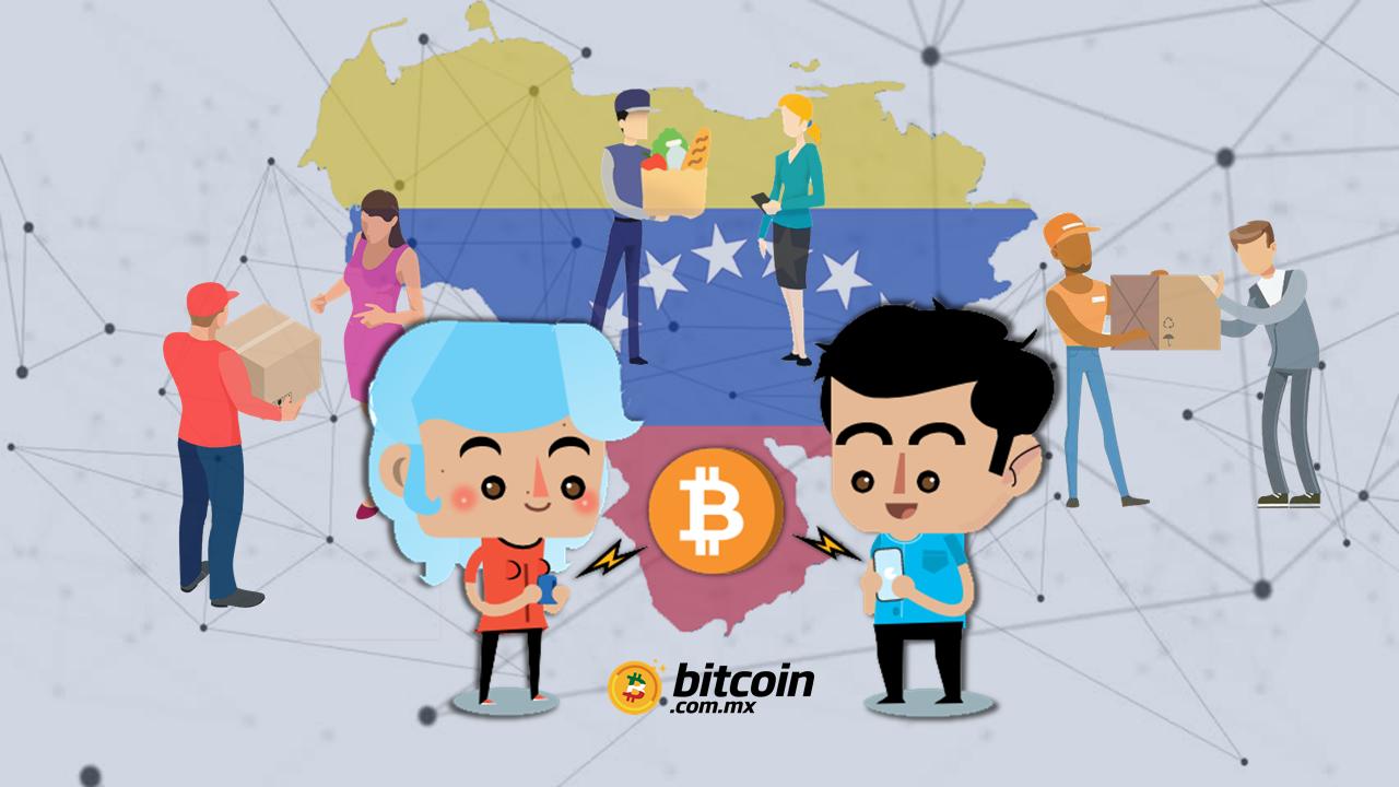 La ayuda humanitaria en Venezuela se hace palpable gracias a Bitcoin