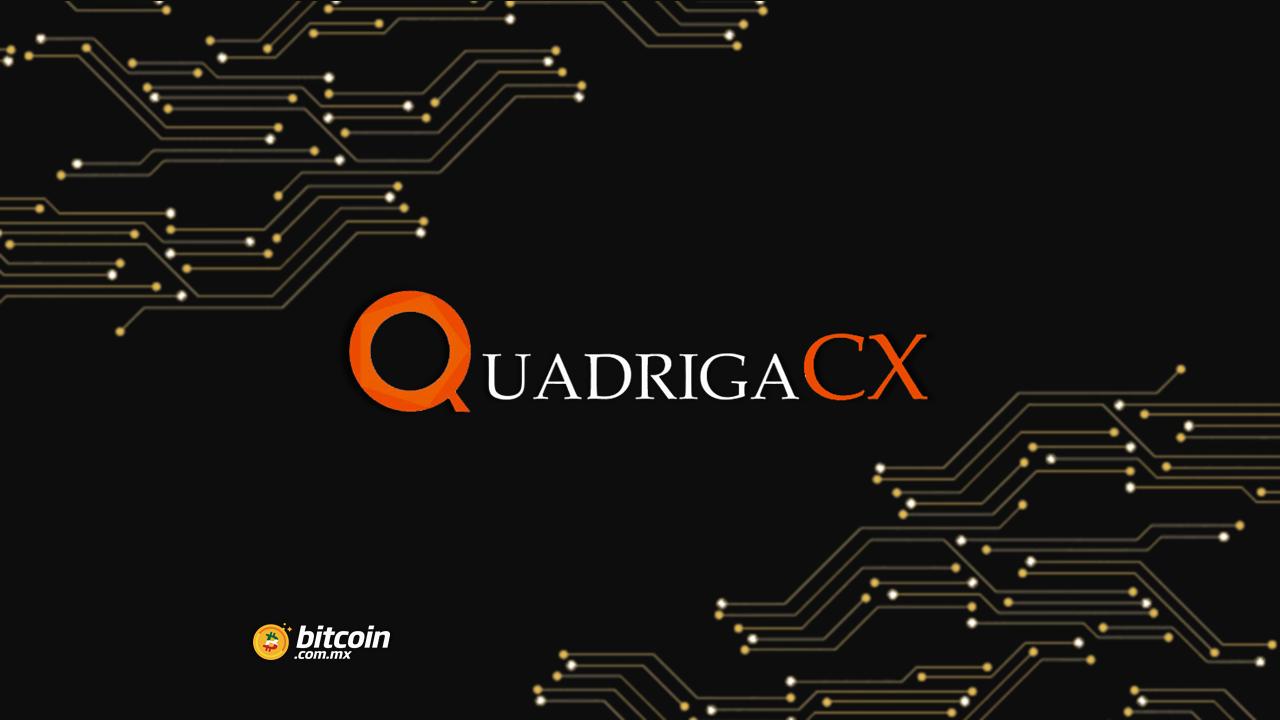 Viuda del fundador de QuadrigaCX regresa 9 mdd en activos