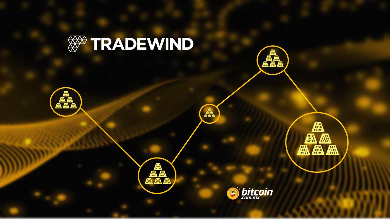 Tradewind utilizará blockchain para rastrear oro