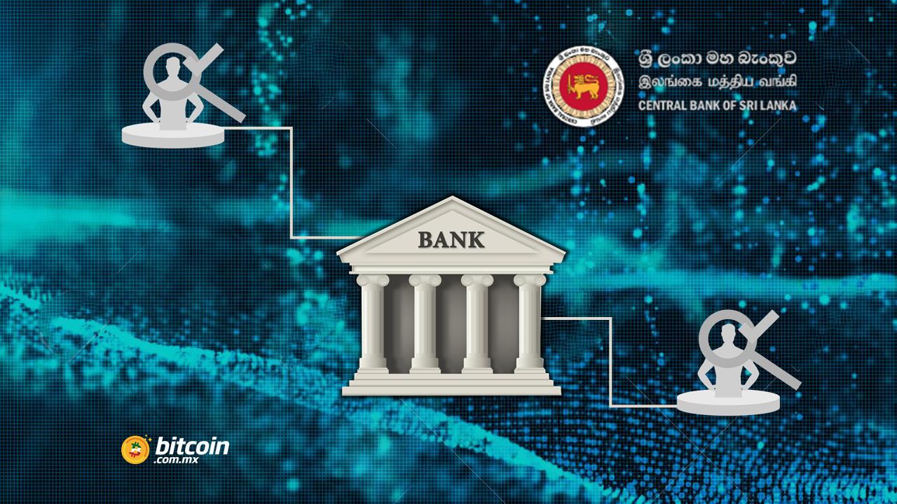 Banco de Sri Lanka busca propuestas KYC basadas en Blockchain