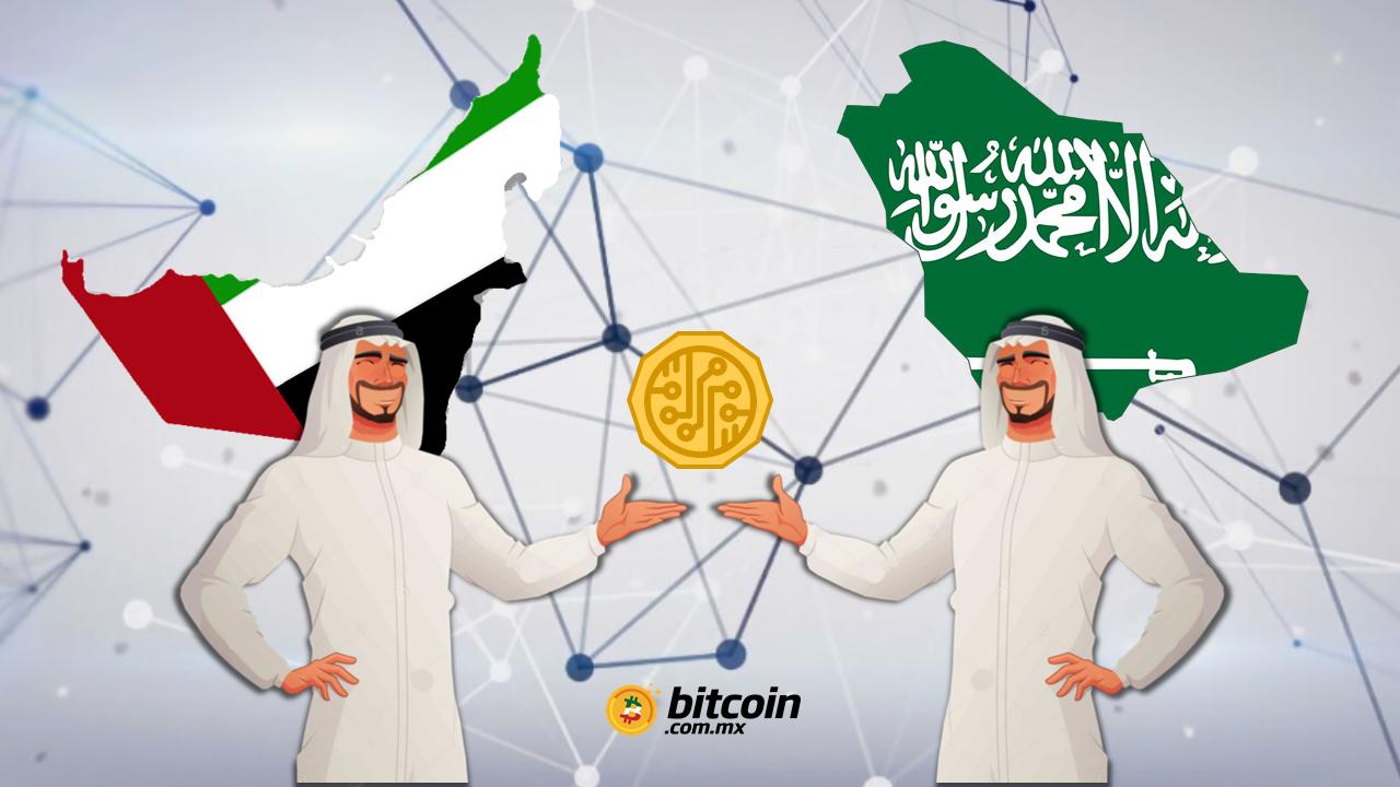 BLOCKCHAIN. Arabia Saudita ed Emirati creano una nuova crypto