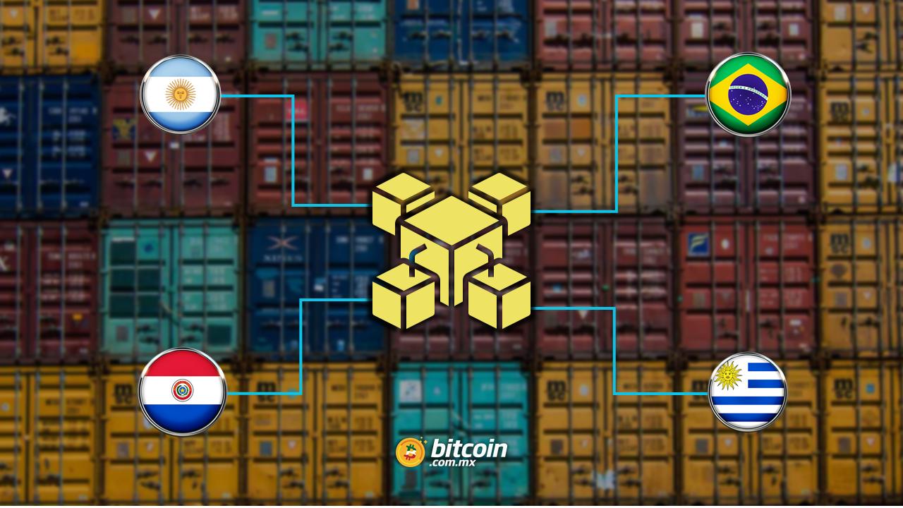 Aduanas sudamericanas trabajarán con blockchain