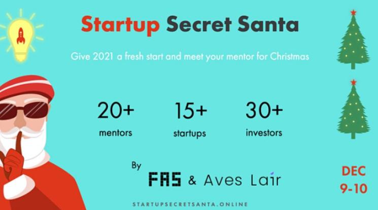 startup-Secret-Santa