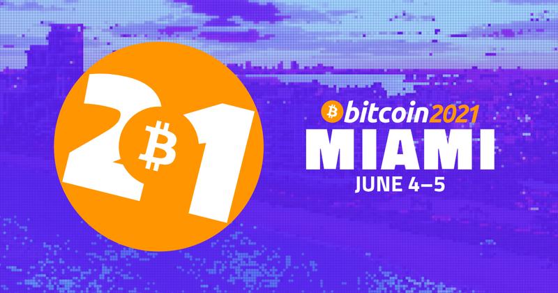 BiTcoinConference2021-Miami