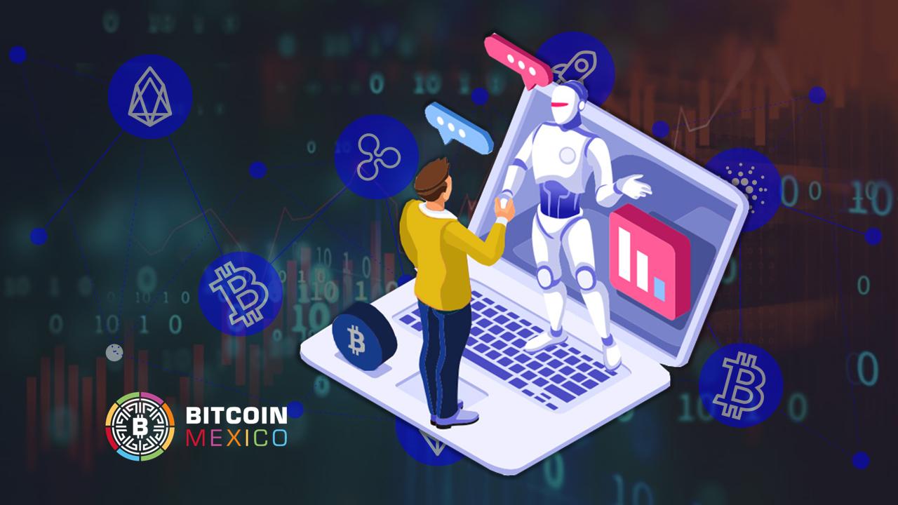 robot trading crypto monnaies erster handelstag von bitcoin