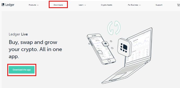 ledger-download-app