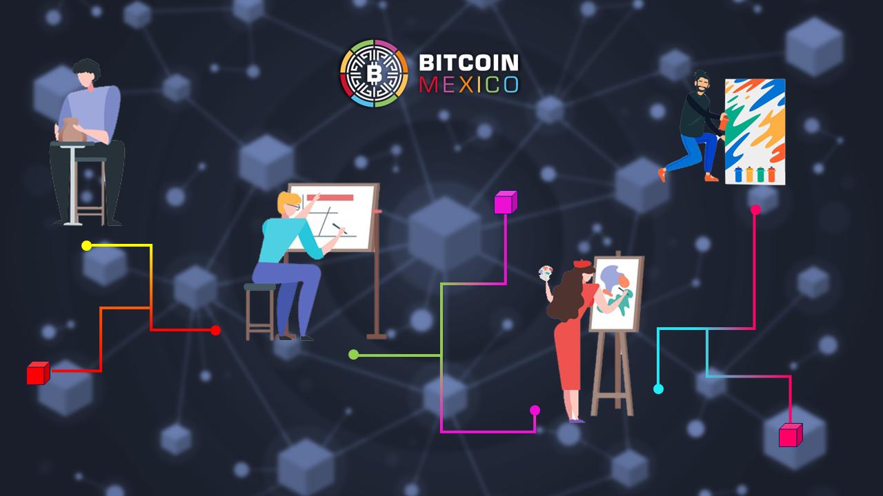 Blockchain está llevando el mundo del arte a las manos de todos
