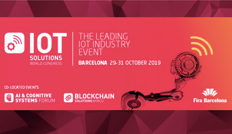 Se reúnen los líderes de la transformación digital industrial en el IoT Solutions World Congress.
